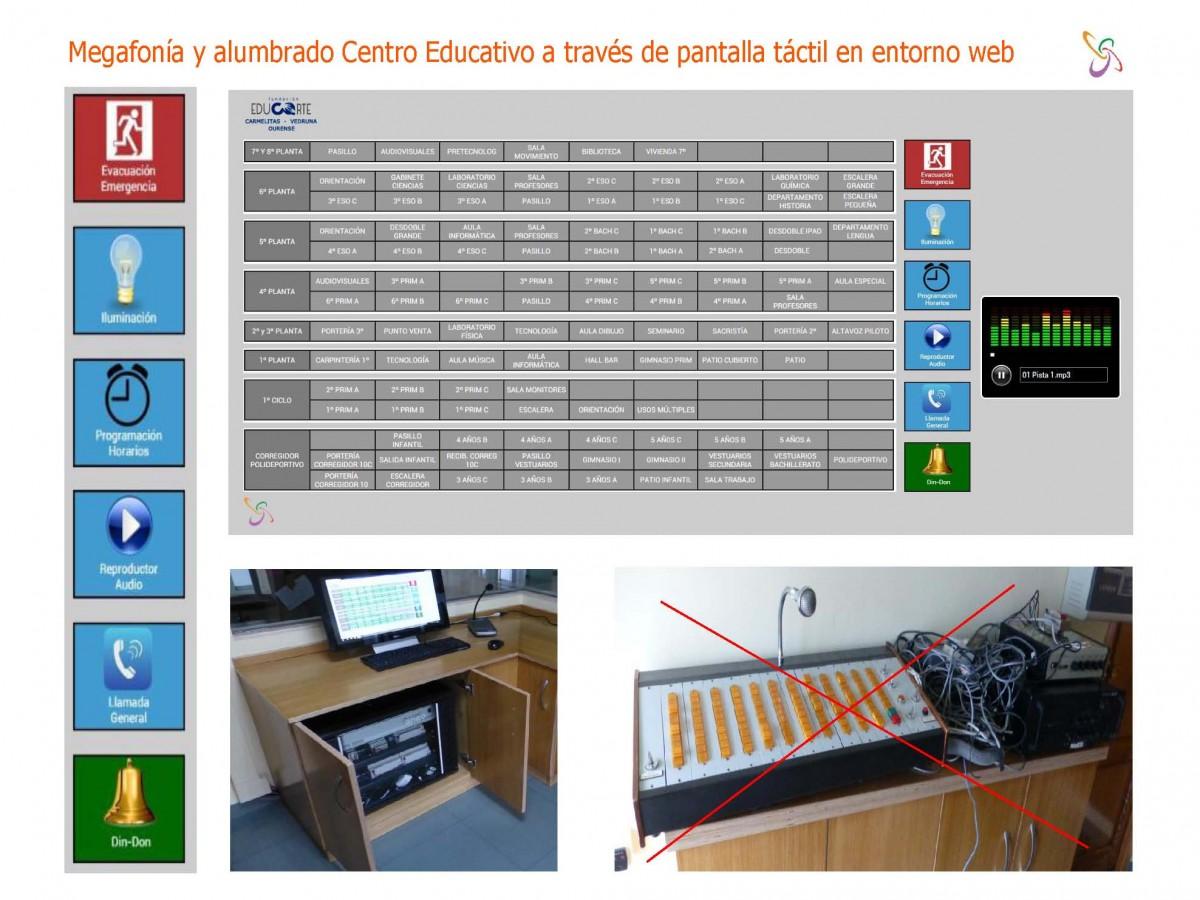 Colegio-Carmelitas-Nueva-Megafonia