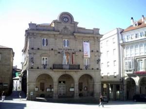 Captura Concello Ourense de dia