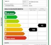 Captura Etiqueta energetica EXPOURENSE