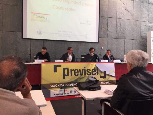 Jornadas Previsel 2017 Jose Lopez Padron