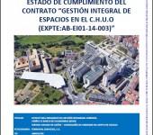 Auditoria Servicio de Gestion Integral de Espacios en CHUO