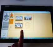 16 Aplicacion en Tablet