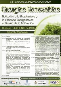 XII Symposium Energias Renovables
